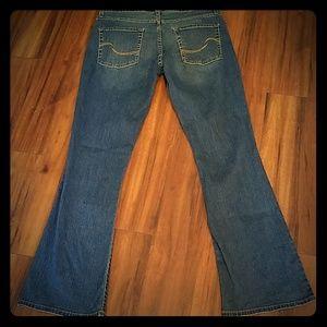 Levi's signature modern bootcut jean